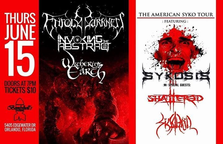 INVOKING THE ABSTRACT Tour Dates