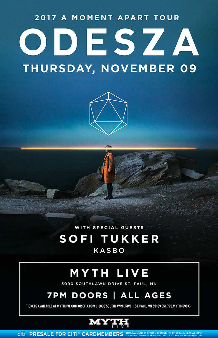 Sofi Tukker @ Myth - Minneapolis, MN