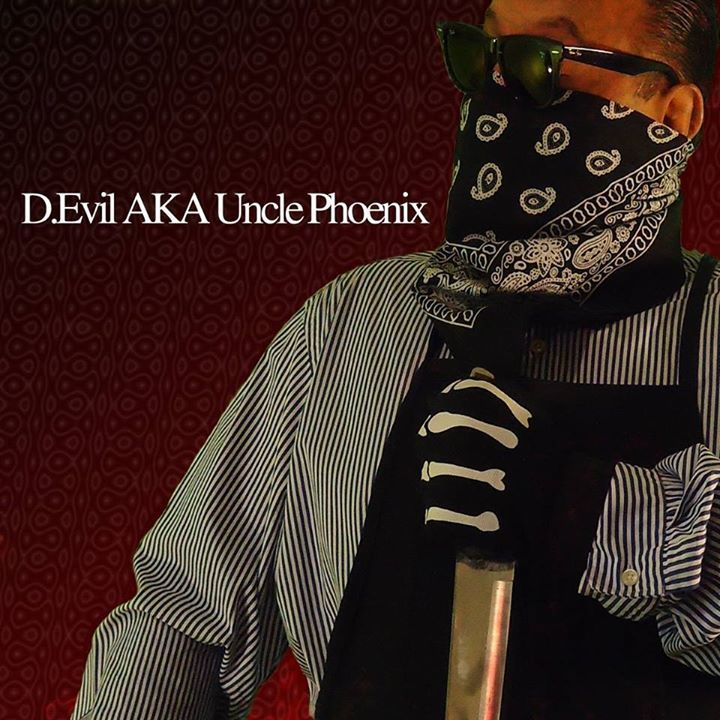 D.Evil aka Uncle Phoenix Tour Dates