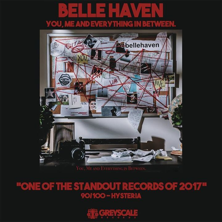 Belle Haven Tour Dates