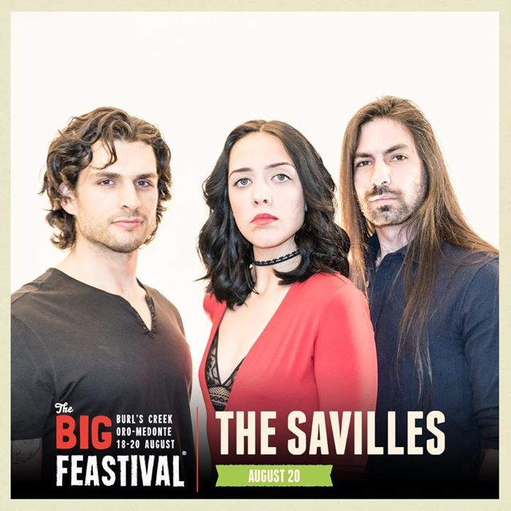 The Savilles Tour Dates