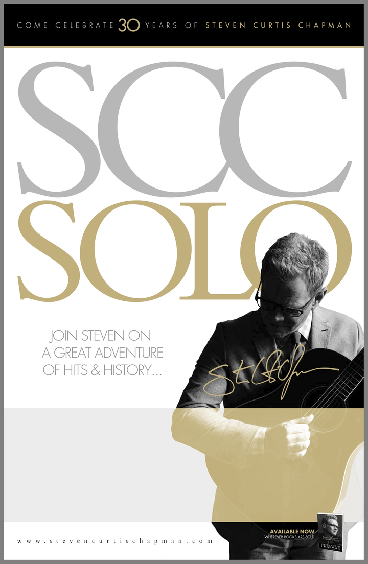 Steven Curtis Chapman @ Marshfield High School Auditorium - Coos Bay, OR