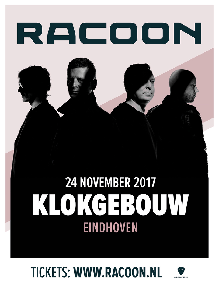 Racoon @ Klokgebouw - Eindhoven, Netherlands