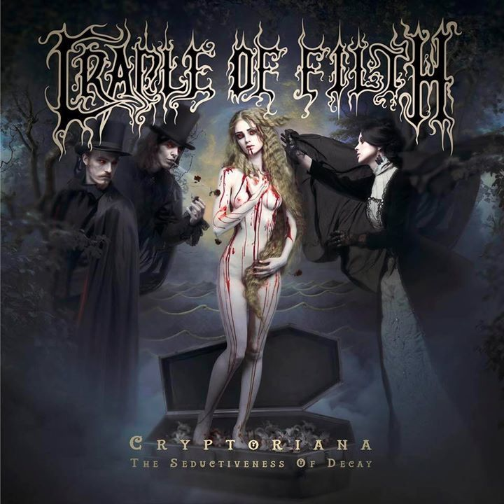 Cradle of Filth @ Garage - Glasgow, United Kingdom