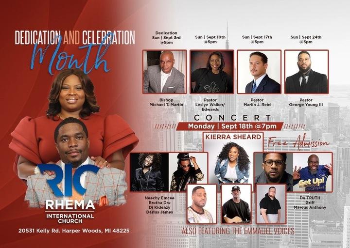 Da' T.R.U.T.H. @ Rhema International Church - Harper Woods, MI