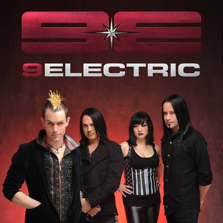 9ELECTRIC Tour Dates