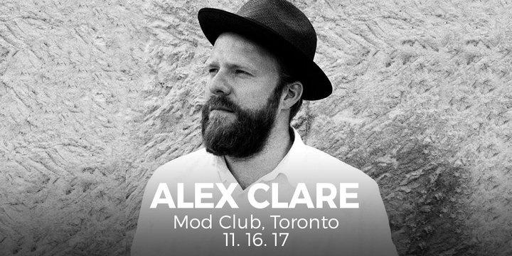 Alex Clare @ Mod Club Theatre - Toronto, Canada