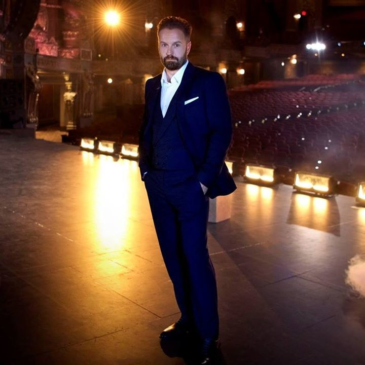Alfie Boe @ The Metropolitan Opera - New York, NY