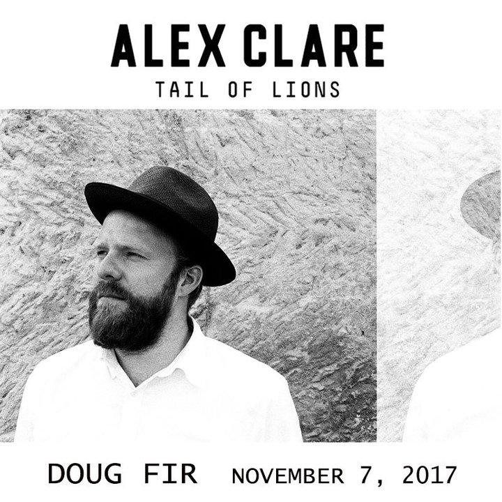 Alex Clare @ Doug Fir Lounge - Portland, OR