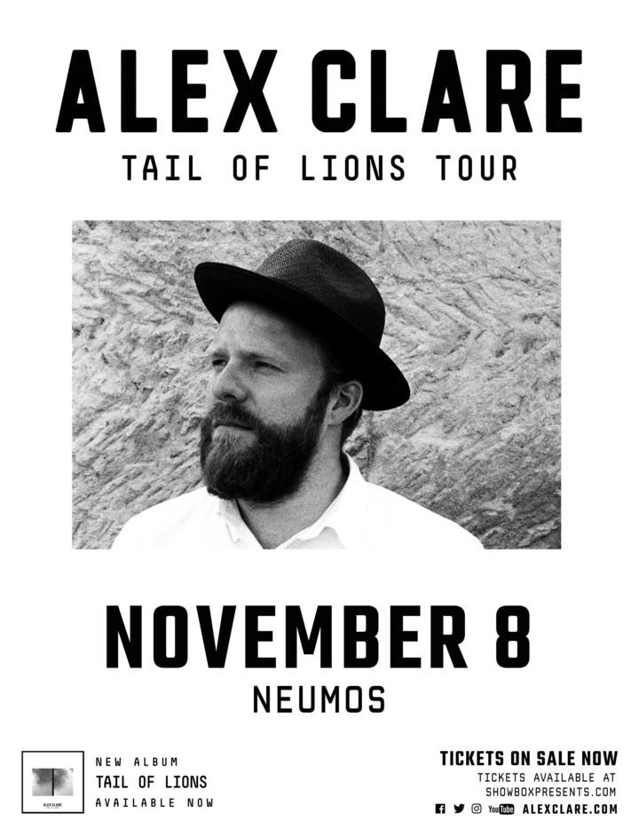 Alex Clare @ Neumos - Seattle, WA