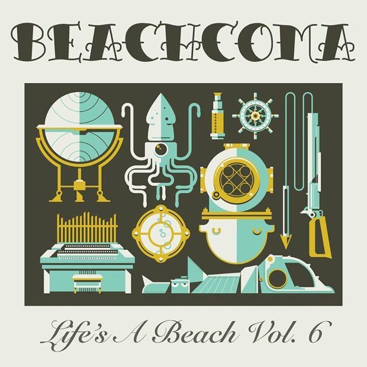 Beachcoma Tour Dates