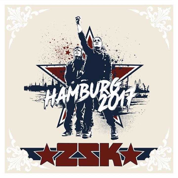 ZSK @ Posthalle - Wurzburg, Germany