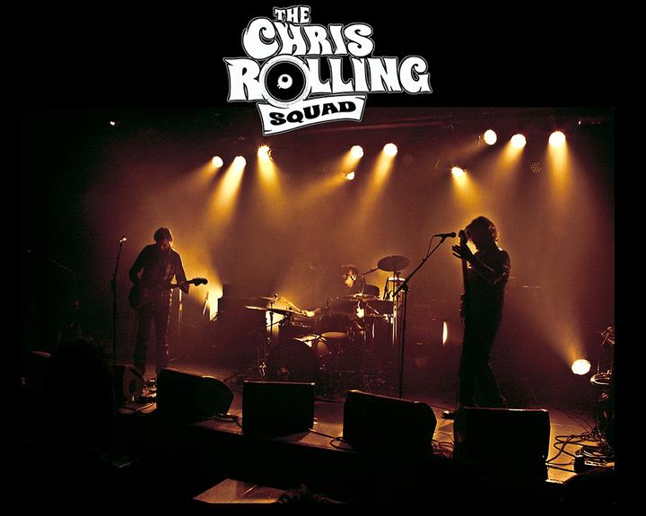 Chris Rolling @ Coyot Café - Saint-Gilles-Croix-De-Vie, France