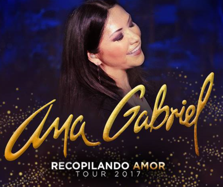 Ana Gabriel USA @ James L. Knight Center - Miami, FL