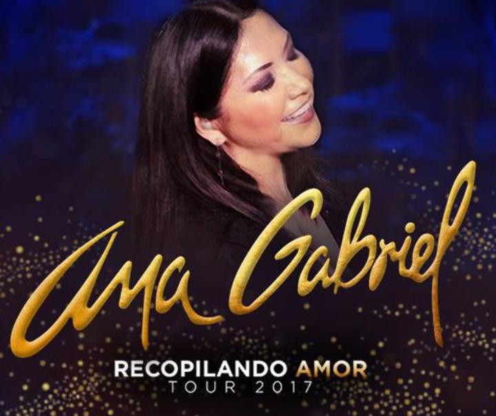 Ana Gabriel USA @ Oakland Arena - Oakland, CA