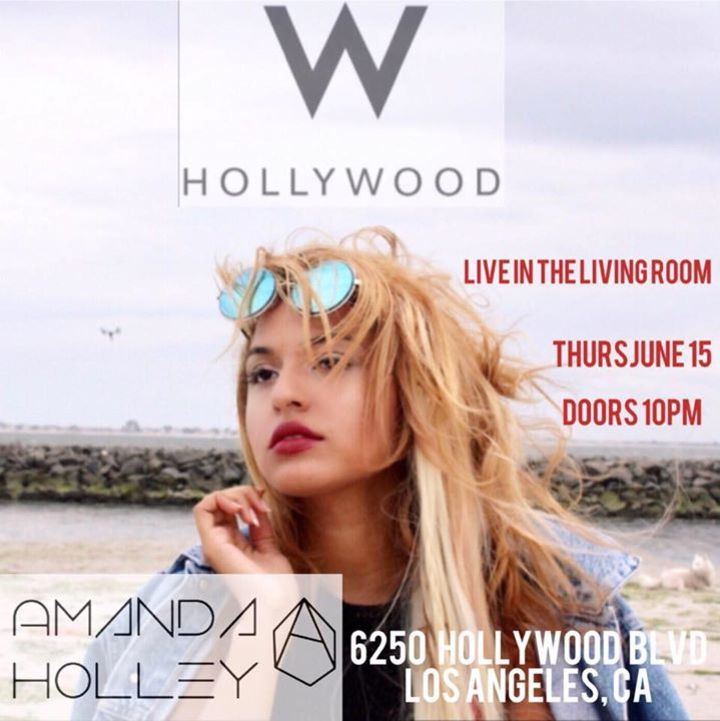 Amanda Holley Tour Dates