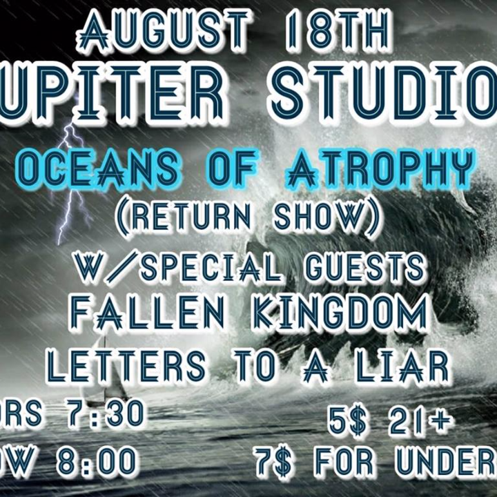 Fallen Kingdom @ Jupiter Studios - Alliance, OH