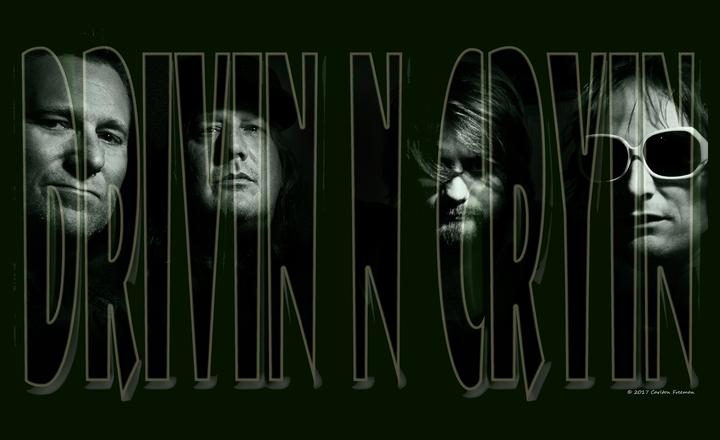 Drivin' N' Cryin' @ Dalton Green - Dalton, GA