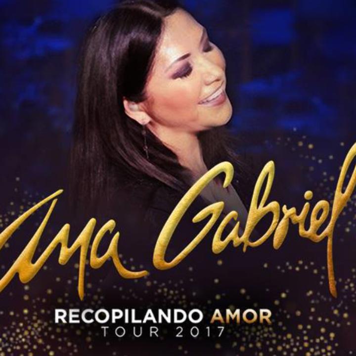 Ana Gabriel USA Tour Dates