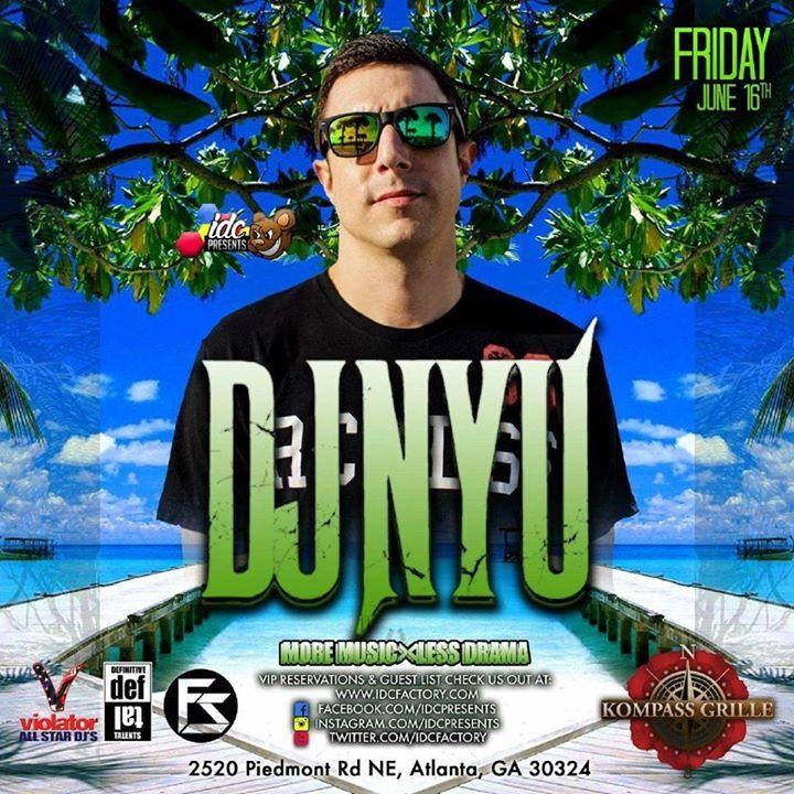 djnyu Tour Dates