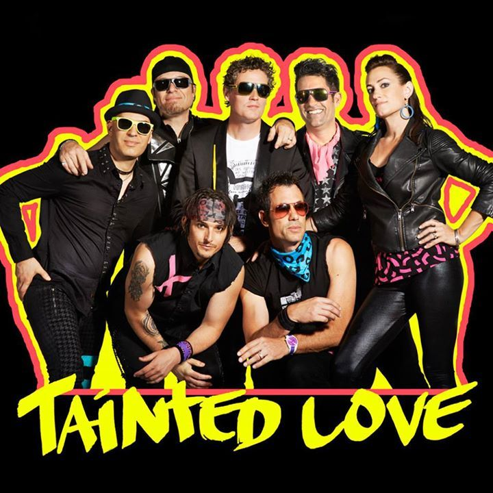 Tainted Love Band Tour Dates