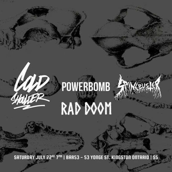 Rad Doom Tour Dates