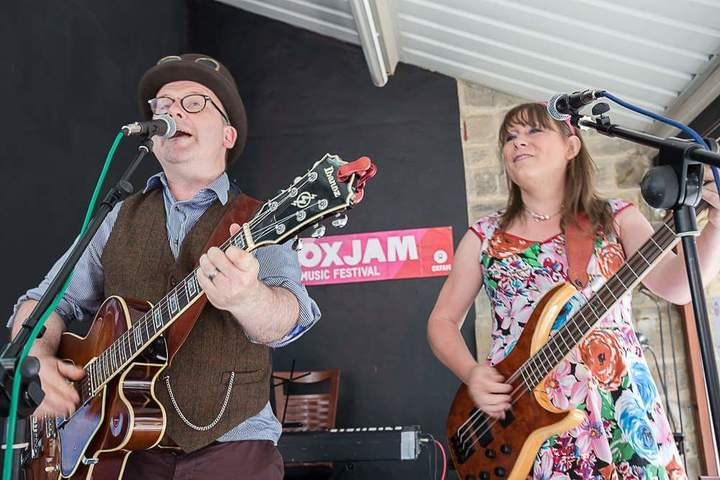 KitchyRetro - Americana Duo @ White Rooms Gallery Stanley - Stanley, United Kingdom