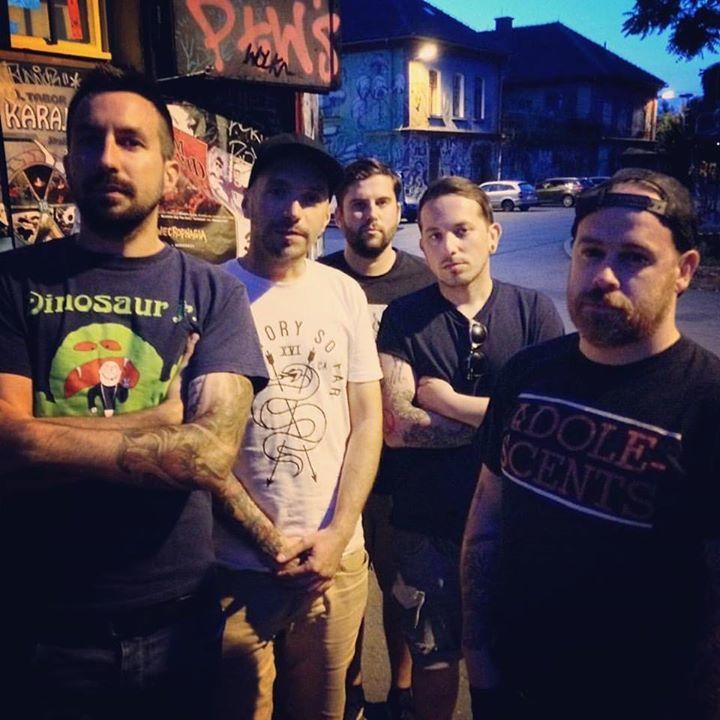 Burst One's Side Tour Dates