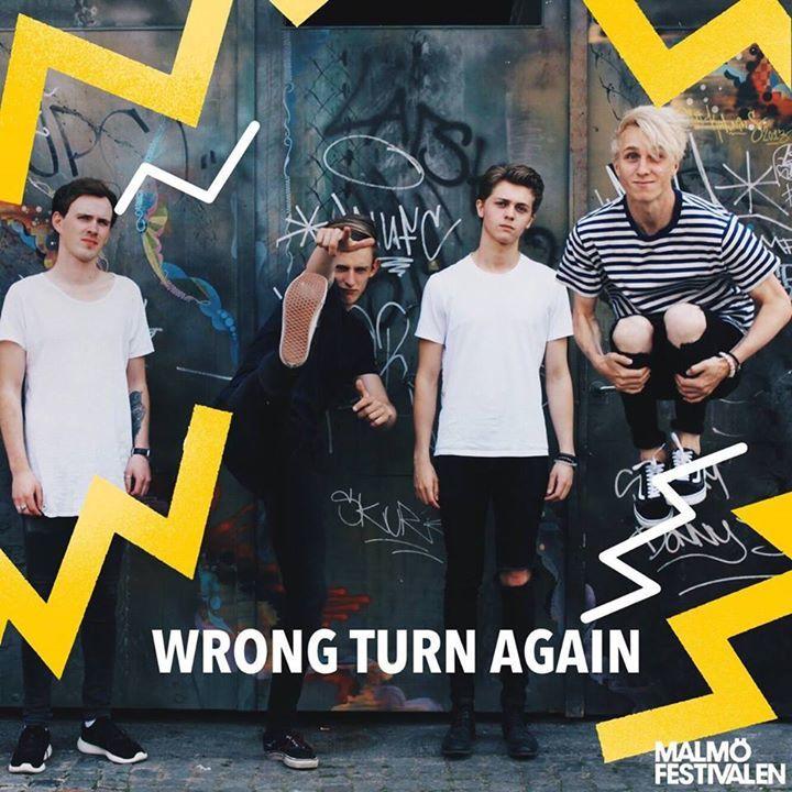 Wrong Turn Again Tour Dates