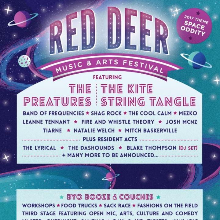 Leanne Tennant Music @ Red Deer Festival - Brisbane, Australia