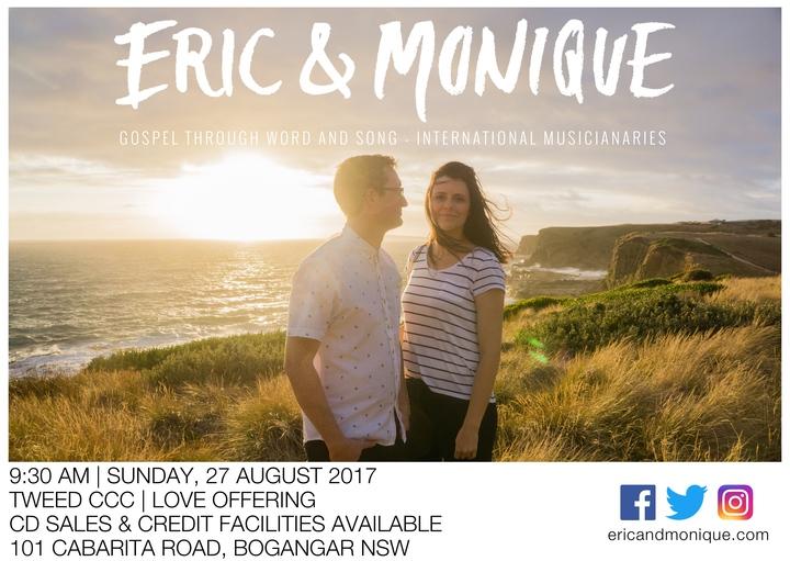 Eric & Monique @ Tweed Coast Community Church - Bogangar, Australia