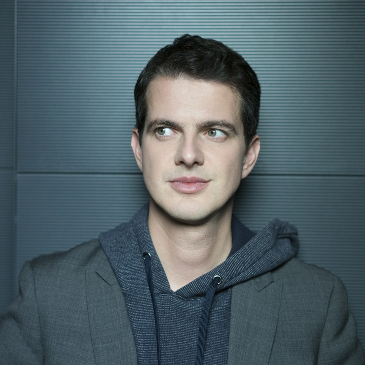 Philippe Jaroussky Completely Unofficial @ n/N - Katowice, Poland