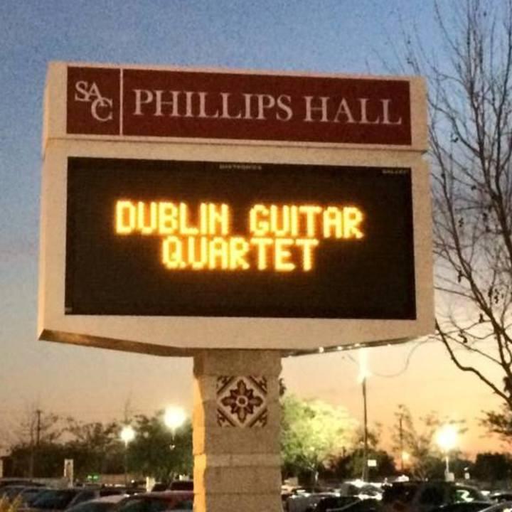 The Dublin Guitar Quartet Tour Dates