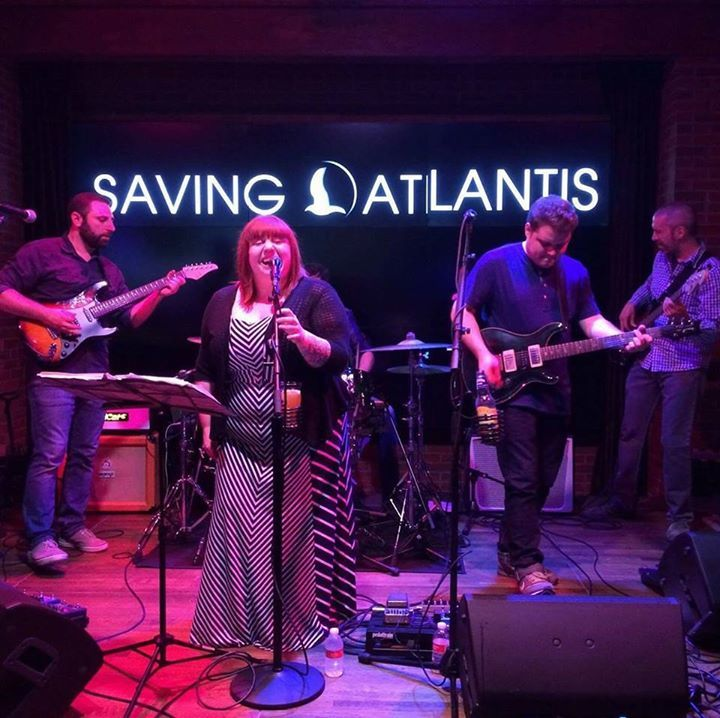 Saving Atlantis @ Project 29 Pub & Filling Station  - Broadalbin, NY