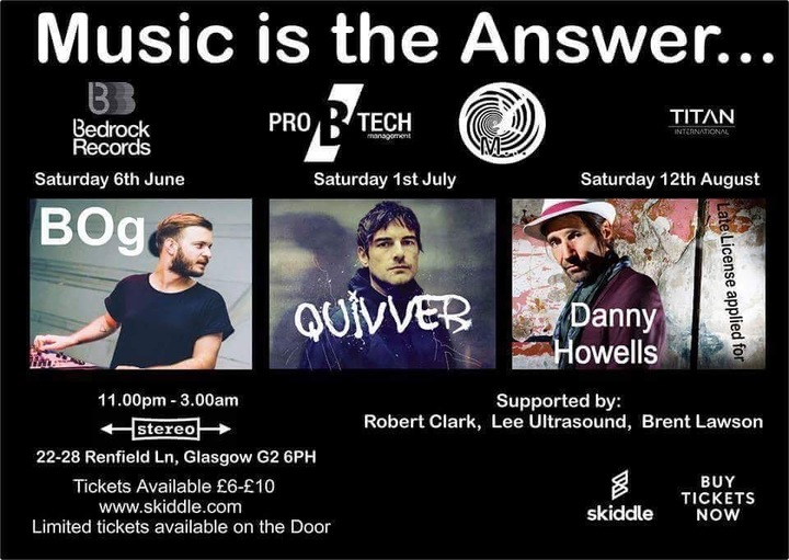 Brent Lawson Tour Dates
