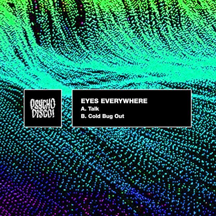 Eyes Everywhere Tour Dates