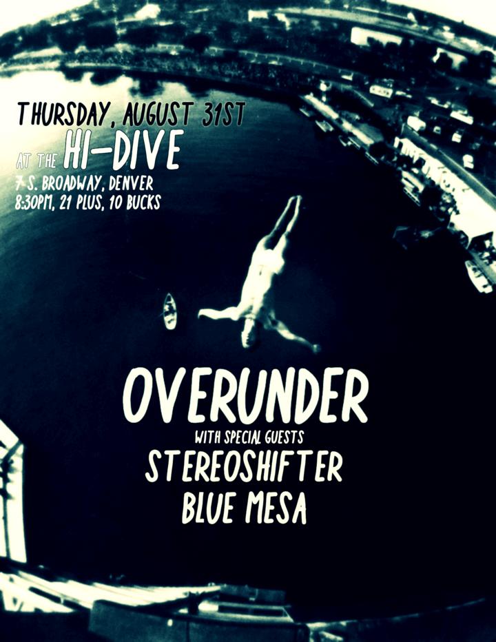 Stereoshifter @ Hi-Dive - Denver, CO