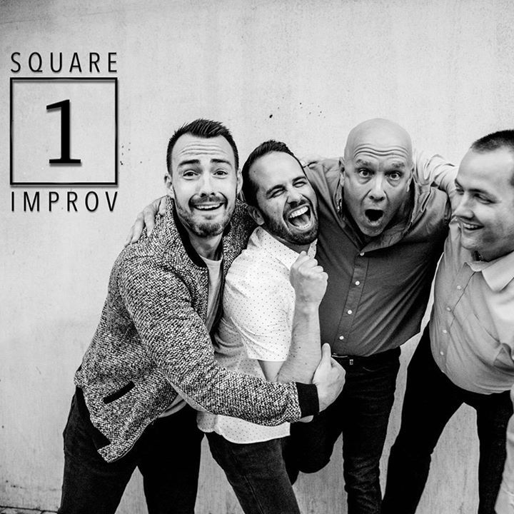 Square One Improv @ The Marco Players Theater - Marco, FL
