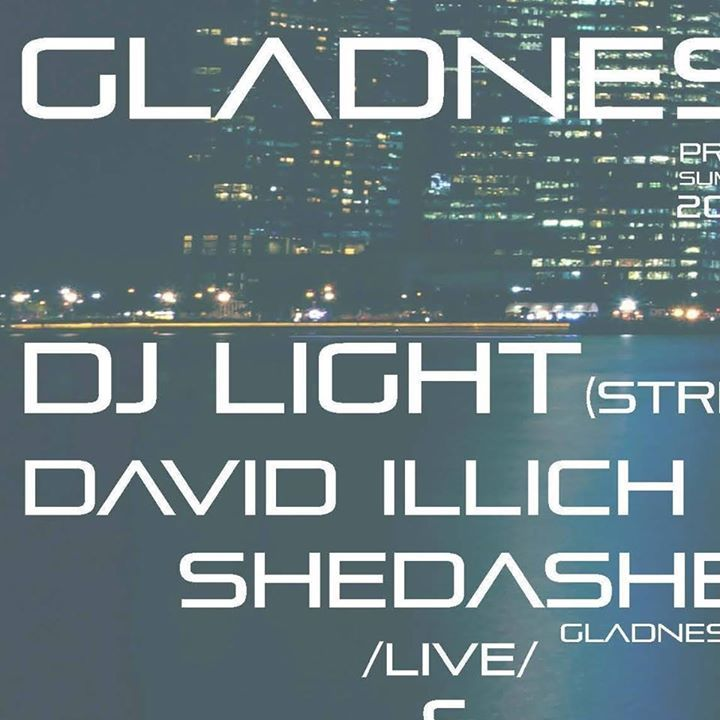 Gladness Party Tour Dates