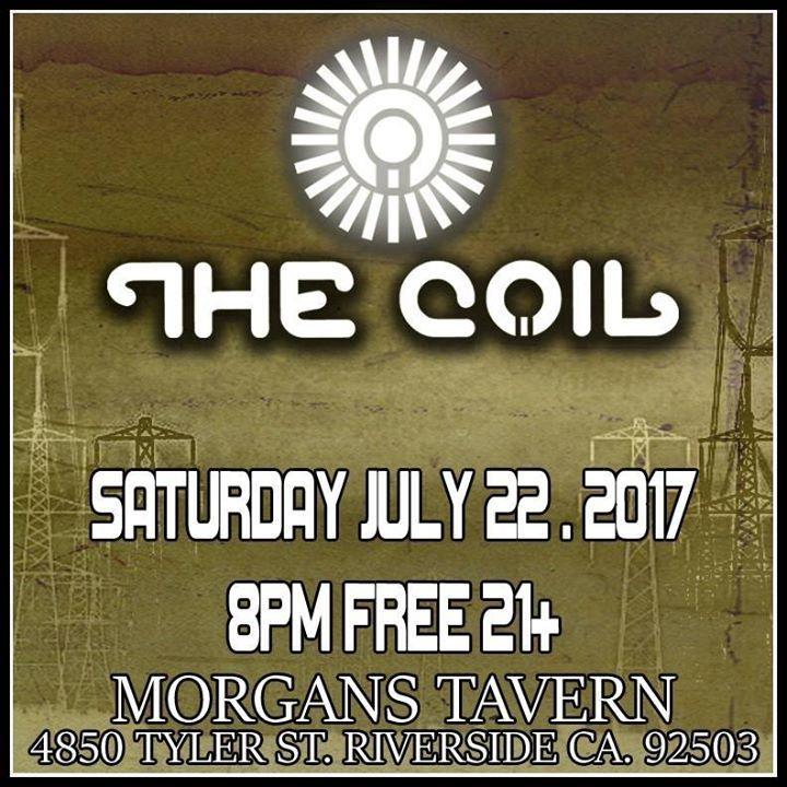 The Coil Tour Dates