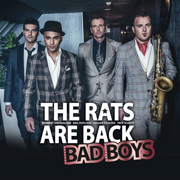 The Rats Are Back Tour Dates