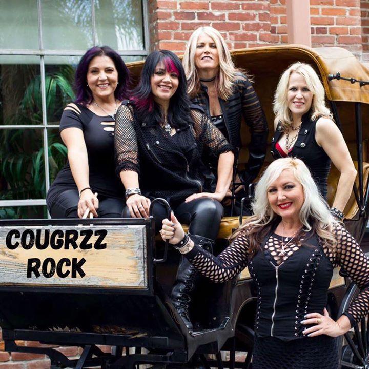 Cougrzz Rock Tour Dates