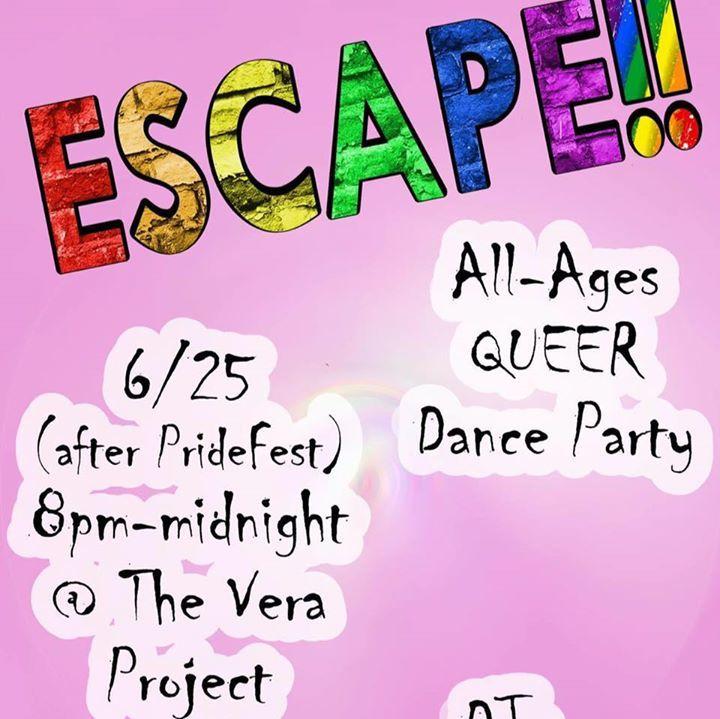 Queermo Tour Dates