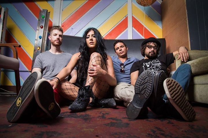 Nomad City @ The Mohawk EP Release - Austin, TX