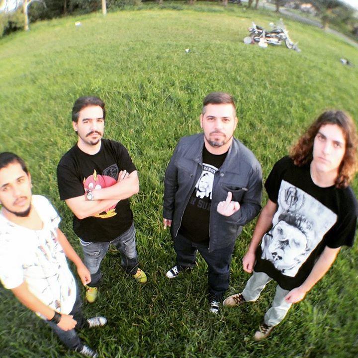Piratas Siderais @ Grito Rock - Imbé, Brazil