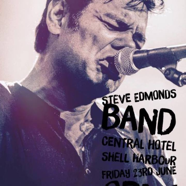 Steve Edmonds Band @ Florida Beach Bar - Terrigal, Australia