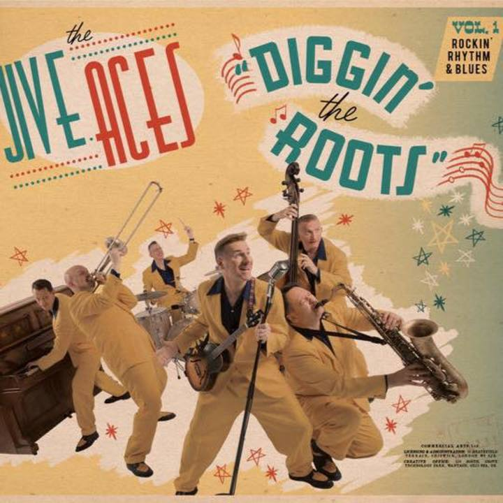 The Jive Aces @ The Carding Shed, - Holmfirth, United Kingdom