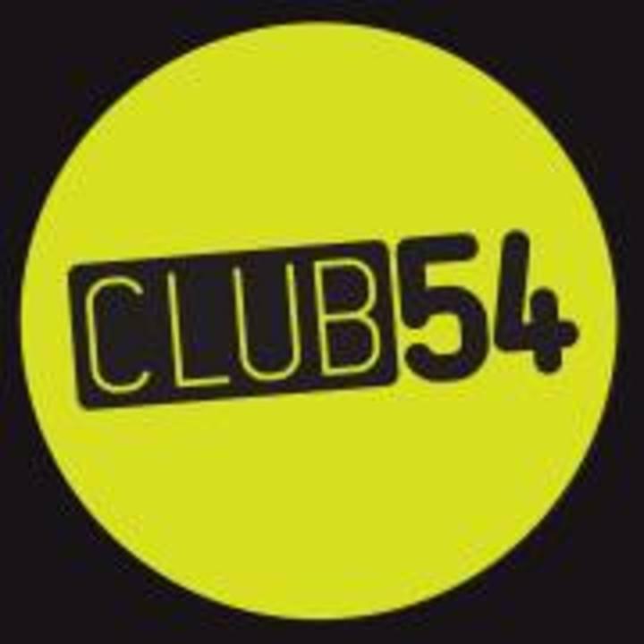 Club 54 Tour Dates