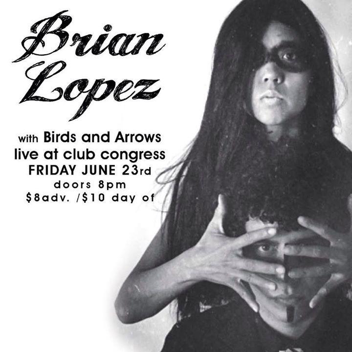 Brian Lopez Music Tour Dates