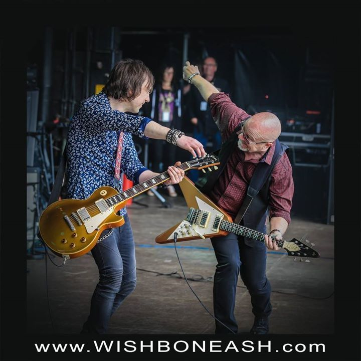 Wishbone Ash @ The Jam House - Edinburgh, United Kingdom